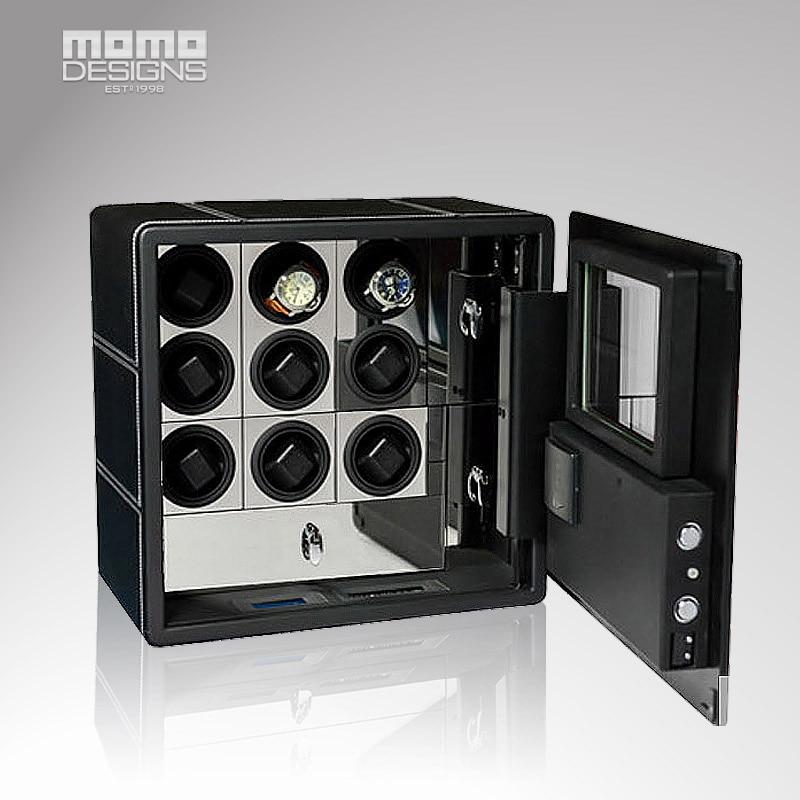 New Watch Winder Safe Box 9 Automatic