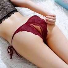 Leechee N230 Для женщин эротическое нижнее белье с цветочным рисунком и бантом перспектива Lenceria НОВЫЙ ИСКУШЕНИЕ повязки низкой талией порно костюмы