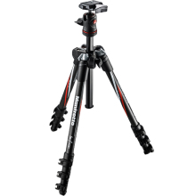 Manfrotto MKBFRC4-BH Professional Tripod For SLR Camera Tripod Ball Head Monopod Changeable Load Bearing 4KG