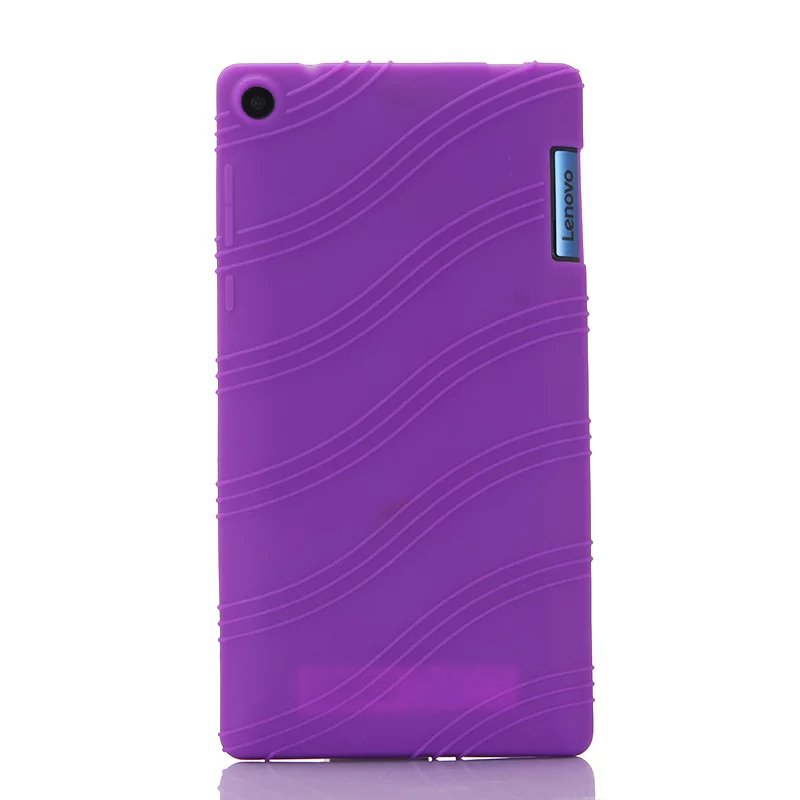 online store a020a 89962 US $2.09 5% OFF For Lenovo Tab 3 7.0 730m Tablet cover case, for lenovo  tab3 7 730m tpu soft full protective case funda shel tab3 7.0 inch 730-in  ...