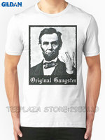 Gildan Teeplaza Clothing Plus Size S M L Xl Xxl Regular Abraham Lincoln Parody Crew Neck