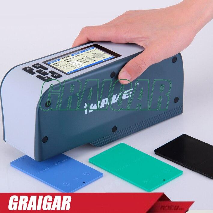 ᑐNEUE WF30 8mm Colorimeter Farbe Meter CIELAB CIELCH Anzeigemodus ...