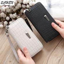 Women Long wallets Clutch New zipper tassel wallet Large Capacity Wallets Female Purse Lady Purses Phone Pocket Card Holder 501