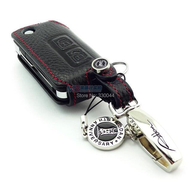 Натуральная Кожа брелок Крышка Ключ Кейс кошелек Key Holder для HAIMA флип ключ HAIMA FREEMA СЕМЬИ M5 VS 7 автомобильные аксессуары брелок