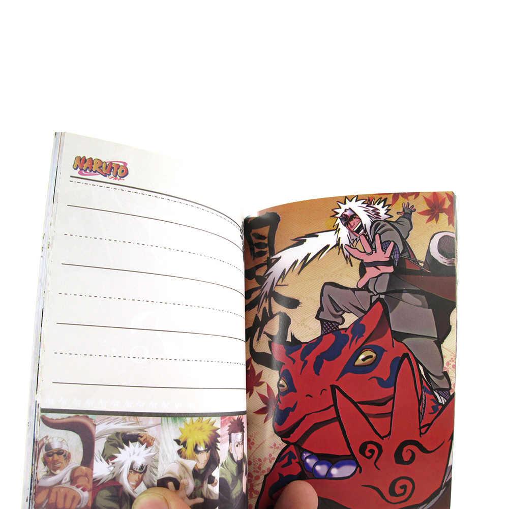 Pagina Do Caderno Para Colorir Elbcos Naruto Kakashi Gama Sennin