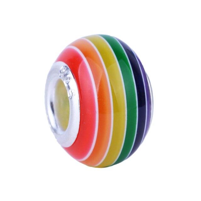 charms pandora arcobaleno