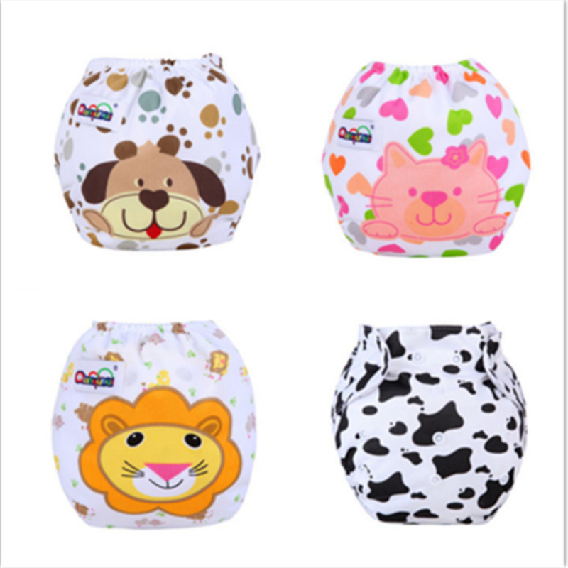 PCS Reusable Baby Infant Nappy Cloth Diapers Soft Covers Washable Free Size Adjustable Fraldas Winter Summer Version