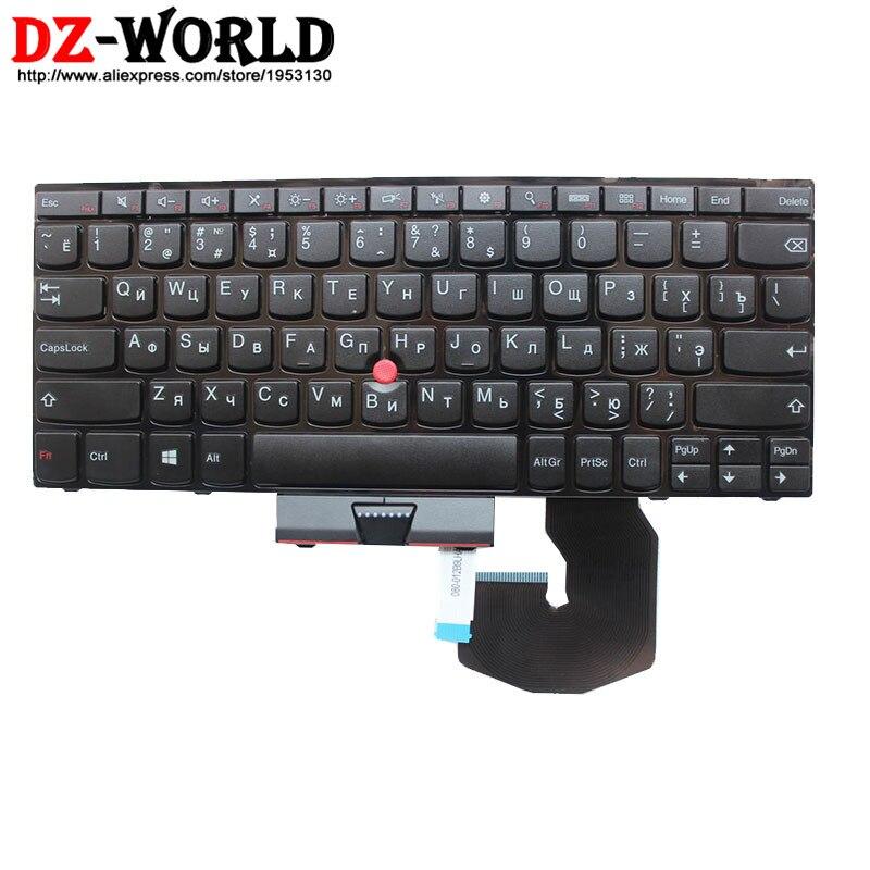 New Original for Lenovo Thinkpad Twist S230u RU Russian Keyboard Teclado 04W2949 04W2986 0B35909