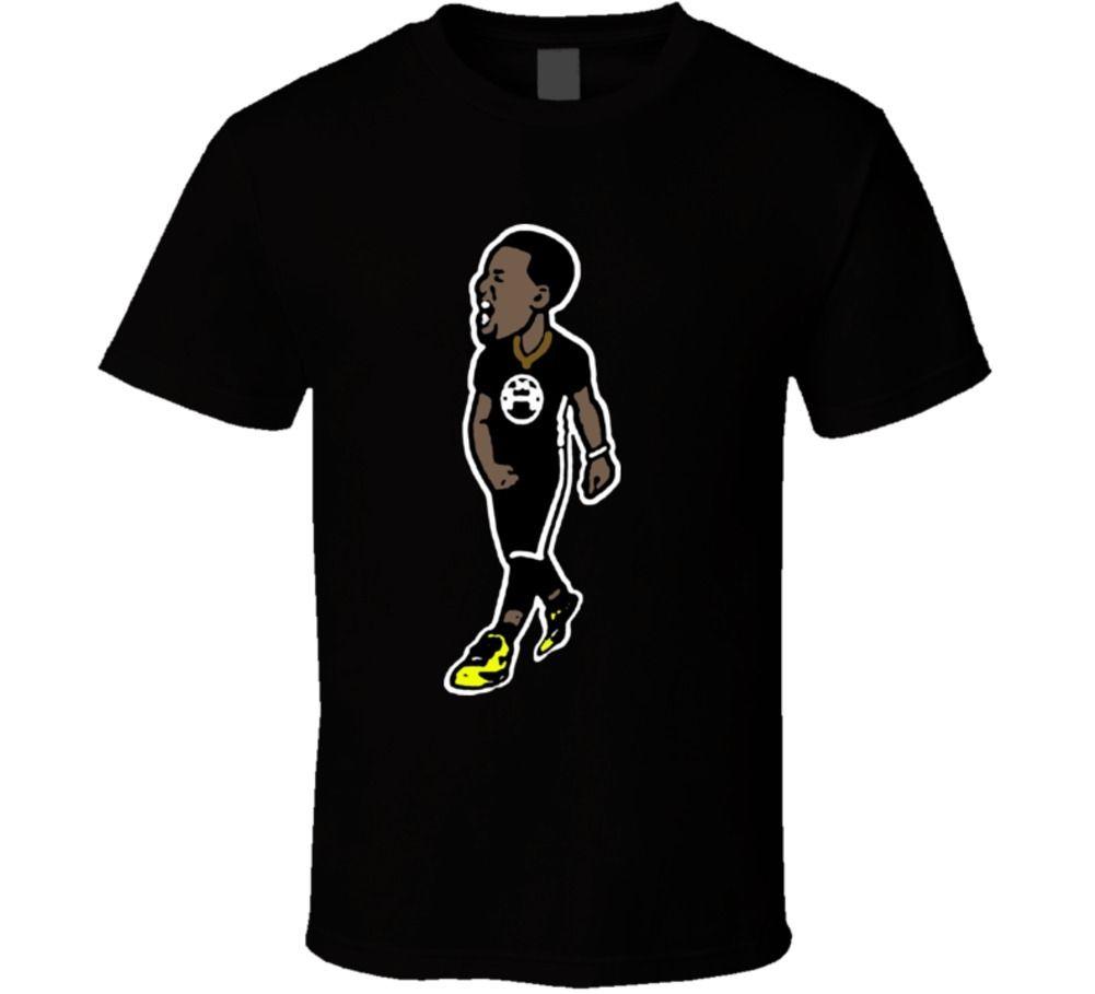 cheap for discount b8cc4 df8bc US $11.89 15% OFF|Klay Thompson Golden State Basketballer Player Cartoon T  Shirt Tees Custom Jersey t shirt hoodie hip hop t shirt jacket croatia-in  ...