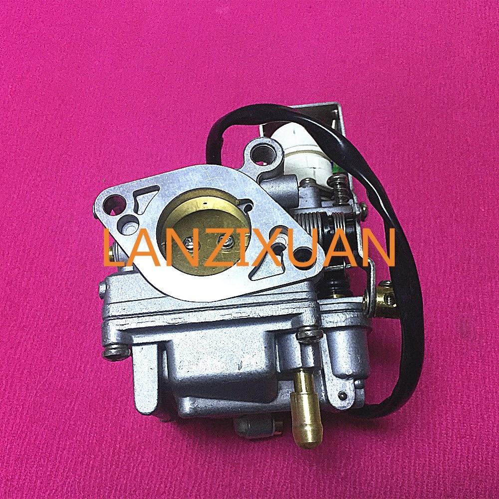 Boat Motor Carburetor Assy 6AH-14301-00 6AH-14301-01 for Yamaha 4-stroke F20 Outboard Engine boat motor carburetor assy 6ah 14301 00 6ah 14301 01 for yamaha 4 stroke f20 outboard engine
