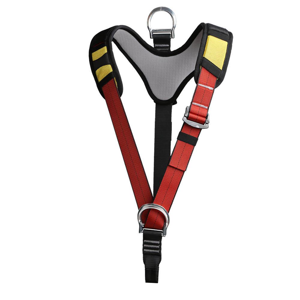 MagiDeal Outdoor Professional Safety Shoulder Strap Sling for Rock Climbing Fall Protection Harness Equipment-in Climbing Accessories from Sports & Entertainment    1