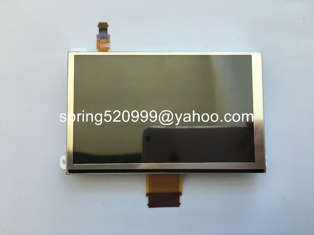 LQ050T5DG01 LQ050T5DG02 LCD Display 5 inch screen for Car Navigation LCD monitor HB TFT LED