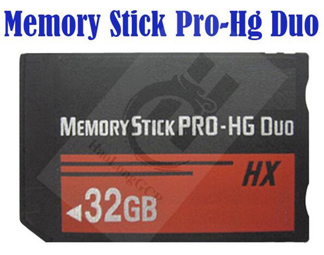 Free Shipping For Sony Psp Memory Cards 2gb 4gb 8gb16gb 32gb Memory Stick Pro Duo Memory
