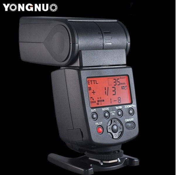 Prix pour Yongnuo YN-568EX II YN568EX Flash Speedlite Pour Canon 6d 60d 5d mark iii 550d 1100d 650d 600d 700d 7d Caméra Sans Fil TTL HSS