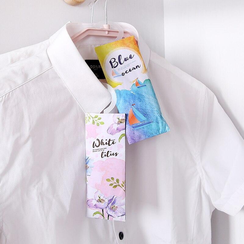 Home Fragrance sachet cheap bags lavender wardrobe deodorant sachets bedroom room vanilla sachets portable car aromatherapy in Home Fragrance Sachets from Home Garden