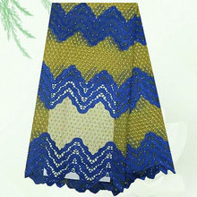 Item No.SNL58,Lovely two colour tulle lace fabric,good quality French lace fabric for party dress!