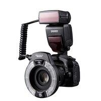 Yongnuo YN14EX II TTL LED Macro Ring Flash Light Double Lamp Macro Flash for Canon 5D4 1DX2 5Dsr 750D 6d2 DSLR Camera