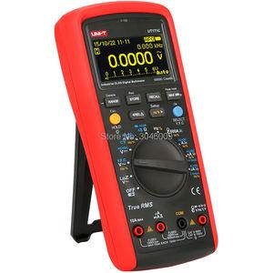 Image 4 - UNI T UT171C multimètre numérique RMS industriel/affichage OLED/entrée basse impédance LoZ/mesure de fréquence VFC/USB/Bluetooth