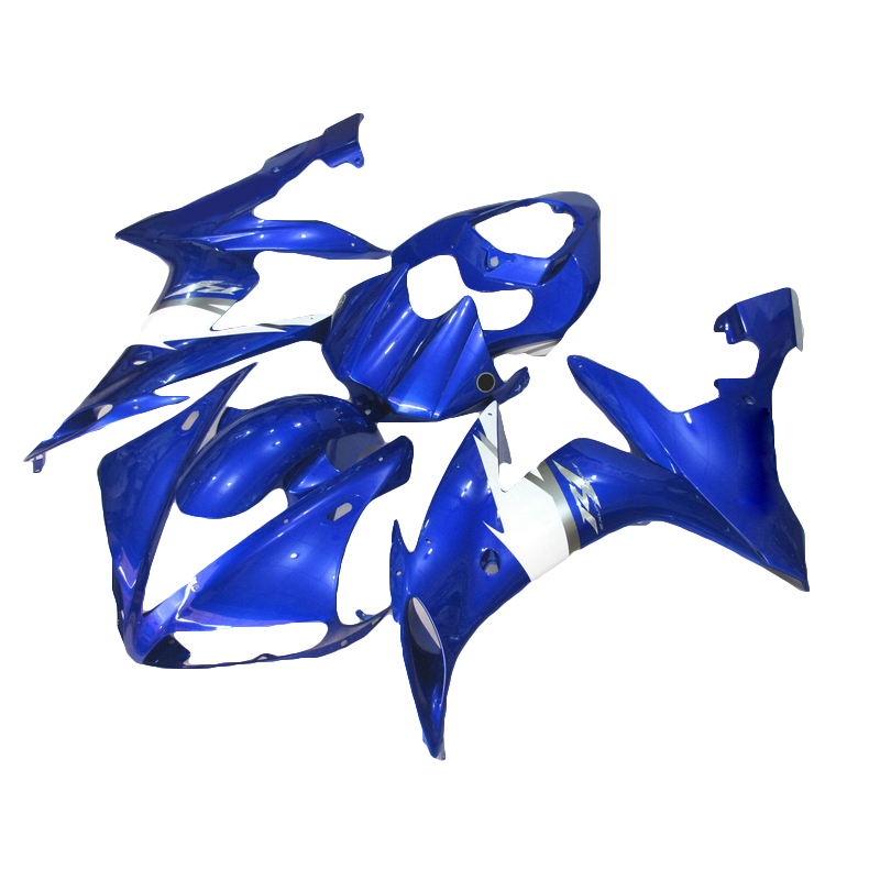 Hot sale fairing for  2004 2006 blue YAMAHA R1 YZF R1 fairings kit for 04 06  injection molding LY47 high quality abs fairing kit for yamaha r1 2002 2003 red flames in black fairings set injection molding yzf r1 02 03 yz32