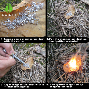 Image 5 - 10 pcs แมกนีเซียมแท่งแมกนีเซียมโลหะ sticks บริสุทธิ์ 99.95%