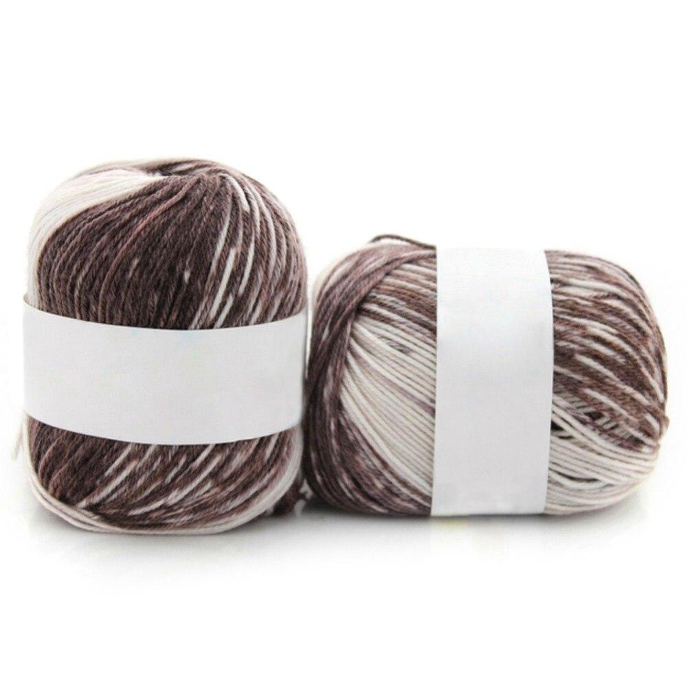 Squishy Yarn : Soft Thick Cashmere Yarn For Hand Knitting Crochet Thread Woven Bulky Yarn Baby Knitting Wool ...