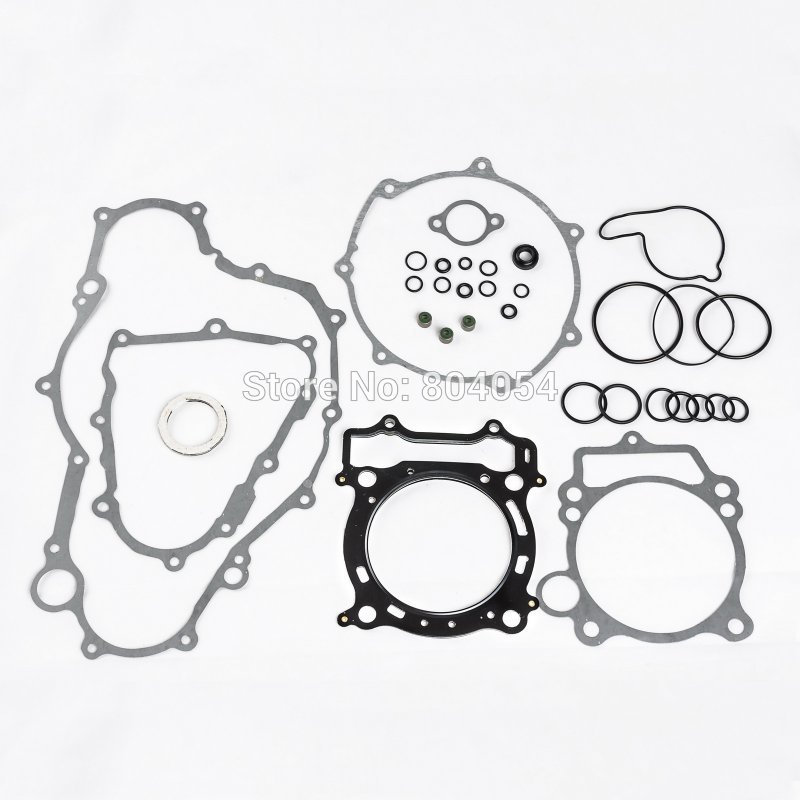 Complete Gasket Kit Set Top & Bottom For Yamaha YFZ450