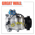 HIGH QUALITY DENSO 10PA15C AC Compressor For Car Kia Cerato 1.6 OEM 97701-2F000