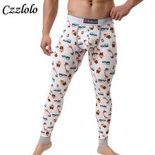 Czzlolo 2017 winter Men's warm Long Johns Thermal underwear