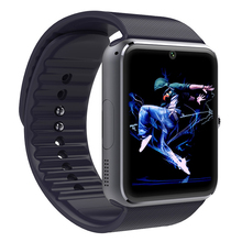 Bluetooth Smart Watch GT08 relogio watches With Sim Card slot wearable devices For Apple Samsung iphone android pk u8 dz09 watch