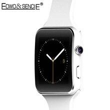 Hot Sale X6 Bluetooth Smart Watch MTK6260 1 54 IPS Screen Camera Support SIM Card Smartwatch