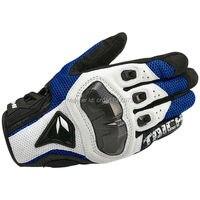 Ücretsiz kargo rst 391 motosiklet koruma eldivenleri yaz örgü nefes moto eldiven kros ekipmanları
