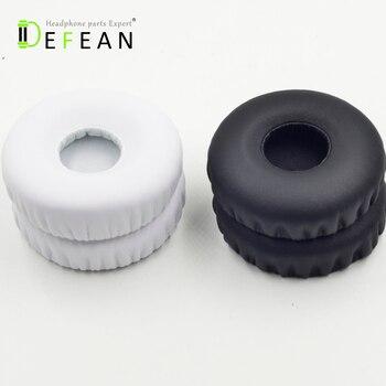 Defean wymienne nauszniki earpad poduszka z pianki pokrycie sztuk dla beat bezprzewodowe słuchawki z pałąkiem bluetooth