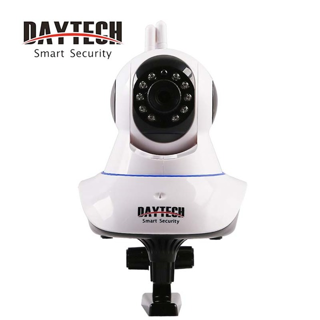 Daytech IP Camera WiFi CCTV 1080P Security Home Surveillance Camera Wireless Network Monitor Two Way Audio Day Night Vision P2P