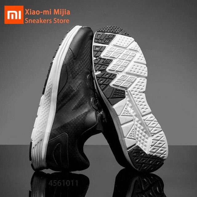 Оригинальная Повседневная обувь Xiaomi Mijia Youpin, очень легкая, удобная, высокая эластичность, мужские кроссовки