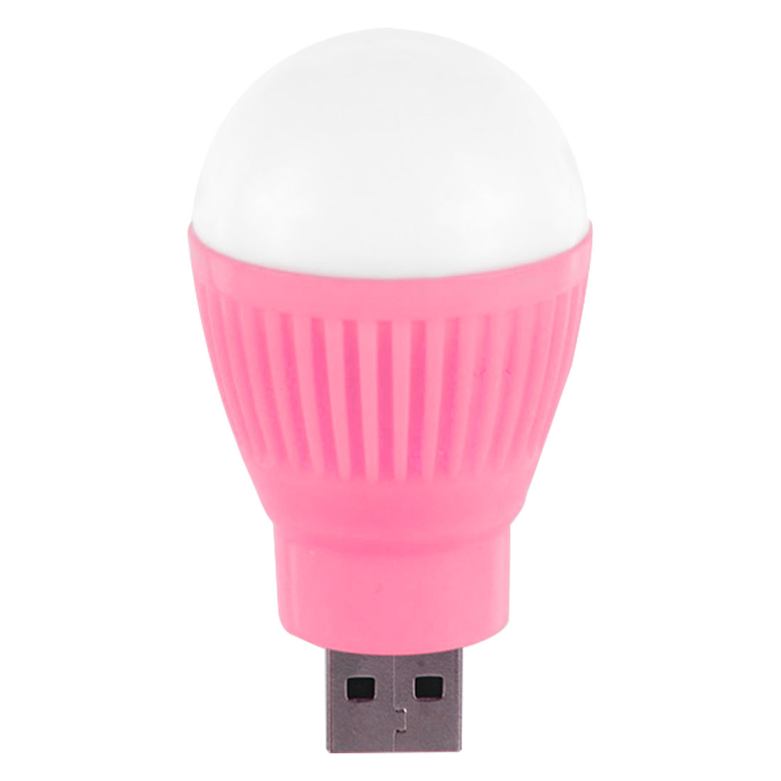 Us 0 76 18 Off Round Outdoor Flashlight Emergency Lamp Mini Usb Led Bulb Night Light Laptop Computer Energy Saving Reading Light Camping Lamp In