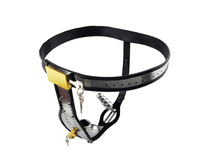 Bondage set Stainless Steel Male Underwear Chastity Cage with Anal Plug,Chastity Belt,Chastity Device,Cock Cage,Penis Lock