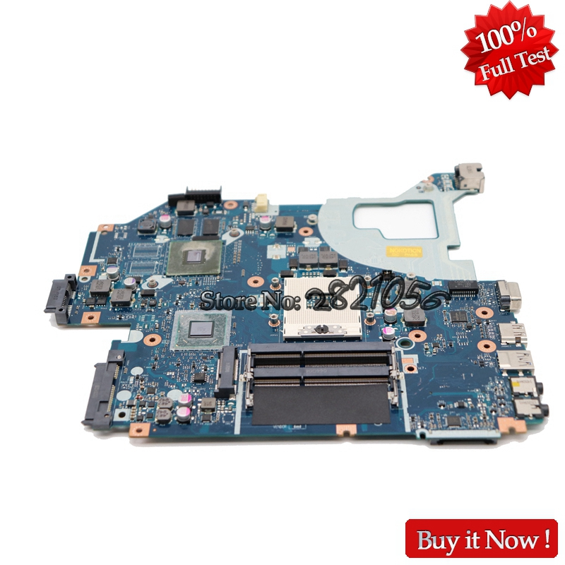 NOKOTION Q5WV1 LA-7912P Laptop Motherboard For Acer aspire E1-571G V3-571G V3-571 NBM6B11001 710M 2GB HM77 DDR3 WORKS kefu la 7912p motherboard fit for acer aspire e1 571g v3 571g v3 571 motherboard q5wv1 la 7912p hm77 pga989 test