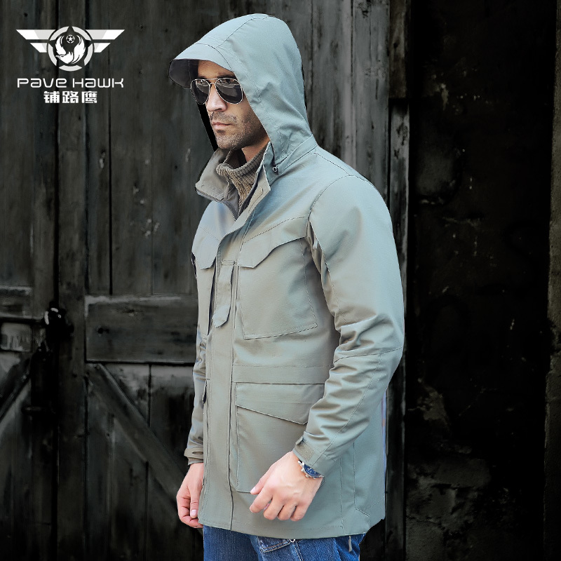 M65 Upgrade Tactical UK US Army Military Jacket Men Windproof Coat Male Sports Windbreaker Hiking Hunting Hoodies Jackets Coats|hiking coat|hiking windbreaker|mens windproof jacket - title=