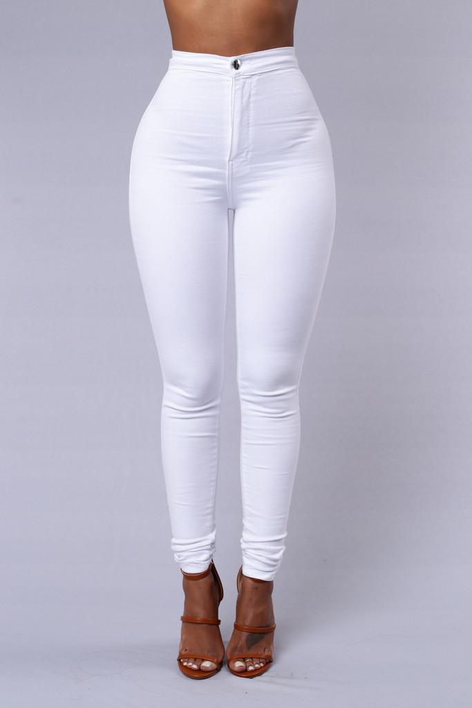 Women Vintage High Waist Jeans Pencil Stretch Denim Pants Female Slim Skinny Trousers Plus Size Calca Jeans  new women s vintage ripped high waist jeans pencil stretch denim pants female slim skinny trousers autumn winterjeans