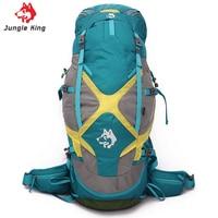 Король джунглей Спорт на открытом воздухе сумки для обувь для мужчин и женщин Внешняя рамка высокого качества дорого Рюкзак Туризм Отдых на