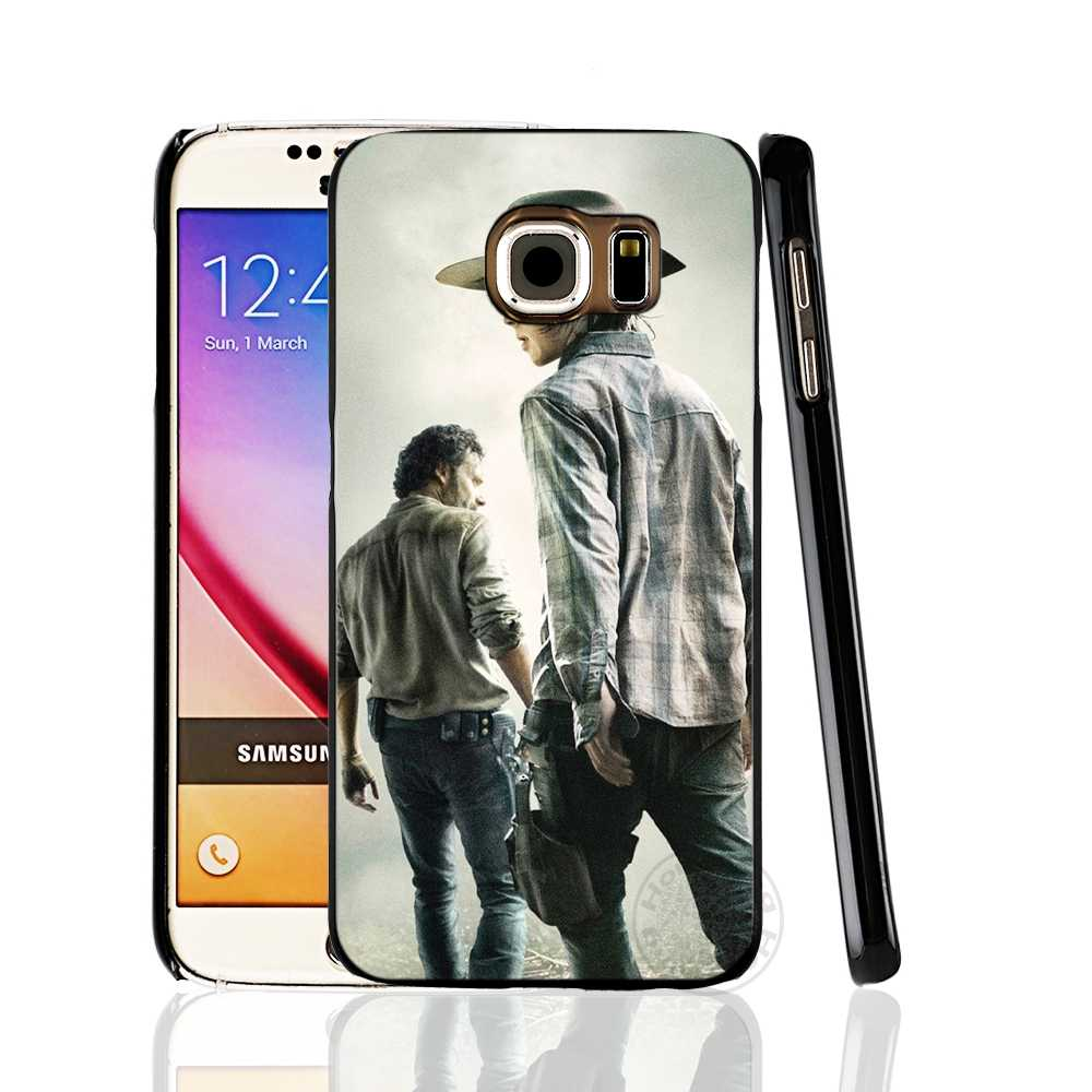HAMEINUO Super Hot TV The Walking Dead cell phone case cover for Samsung  Galaxy Note 3,4,5 E5,E7 ON5 ON7 grand prime G5108 G530