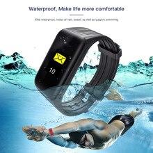 JQAIQ Smart Wristbands Sports Adult Waterproof Bracelet Fitness Heart Rate Monitor Sport Band Ip68