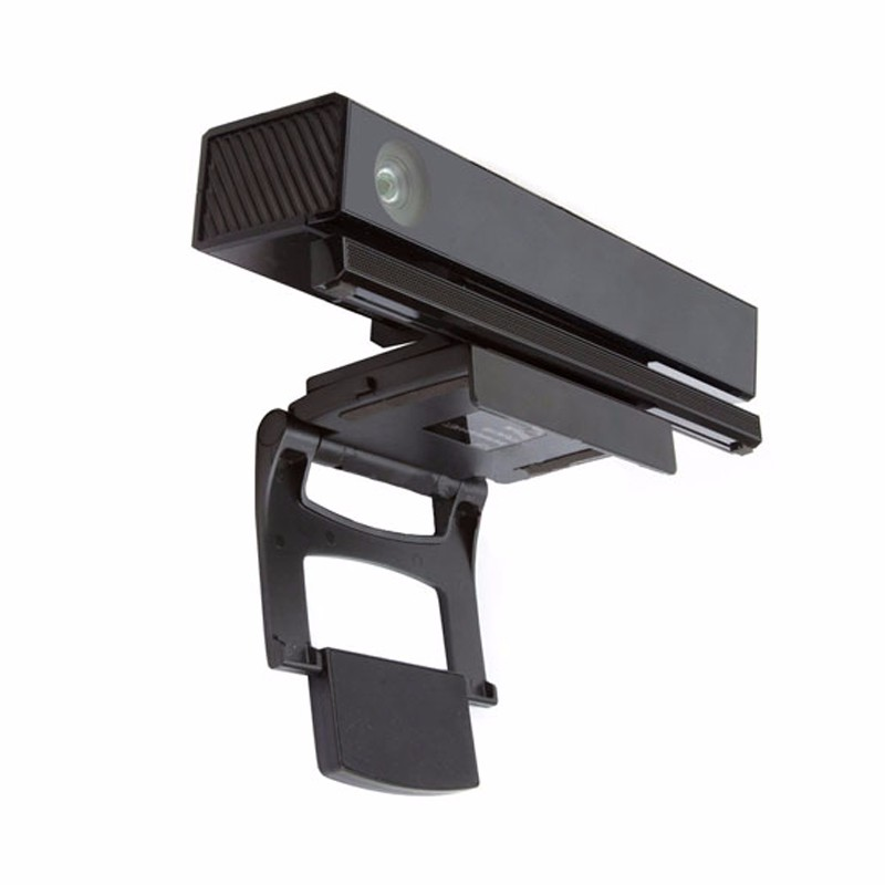 Black Sensor TV Clip Stand Holder For Xbox One Console Kinect 2.0 Fast Shipping