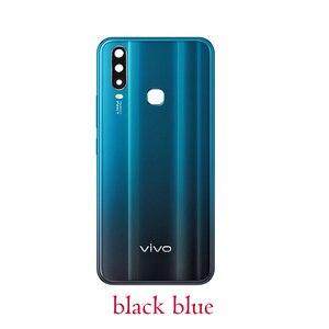Image 4 - Nowa oryginalna pokrywa baterii dla Vivo Y12 Y15 Y17