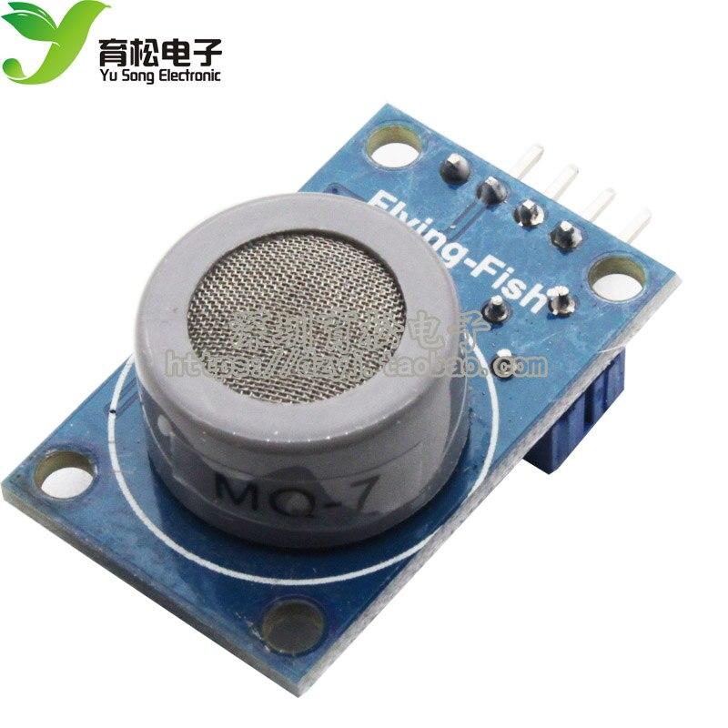 Module MQ-7 Carbon Monoxide Sensor Sensing Alarm Module Kit