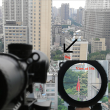 MARCOOL Stalker 5-30×56 HD IR FFP Heavy Weapon Tactical Collimator Aim Sight Telescope for Hunting