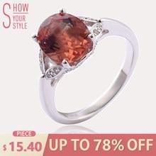 ac4a352e5930 Zultanite mujeres de plata esterlina anillo creado Diaspore S925 anillo