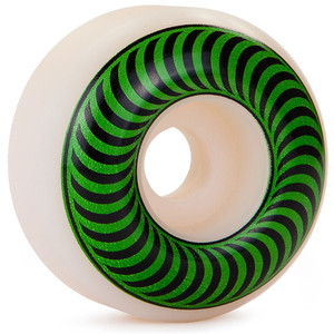 Image 5 - USA Brand SPIFIRE CLASSIC Skateboard Wheels 4PCS 50 51 52 55 56mm Double Rocker Wheel for Durable Aggressive Rodas Skate