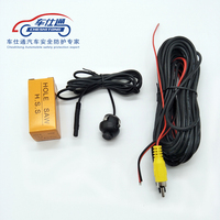 CCD Newest Car Rear View Camera Front View Double To Switch Upgrade Section Parking Camera With
