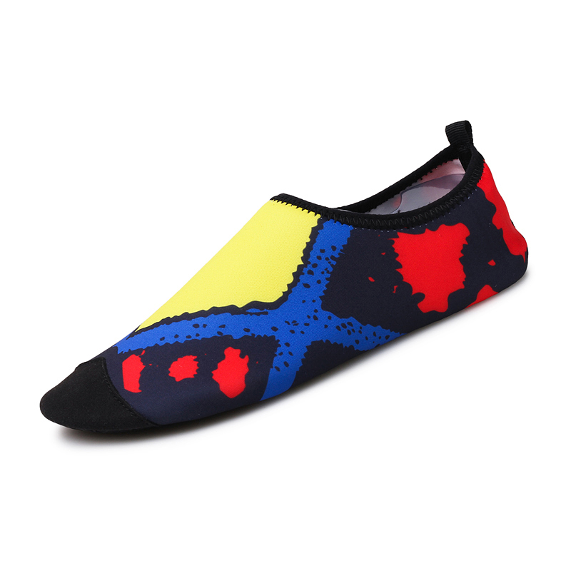 New Women Mens Summer Outdoor Water Shoes Lightweight Socks Flats Slip On Yoga Swimming Diving Exercise Sneakers